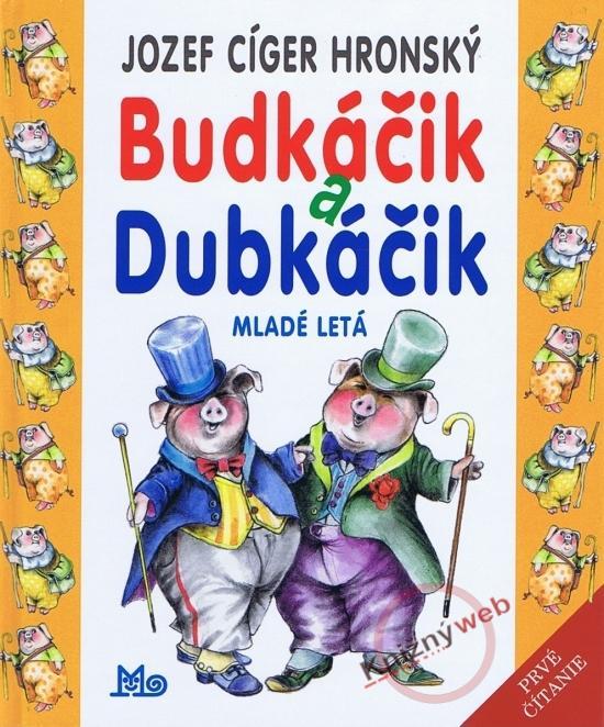 Budkáčik a Dubkáčik - 6.vydanie