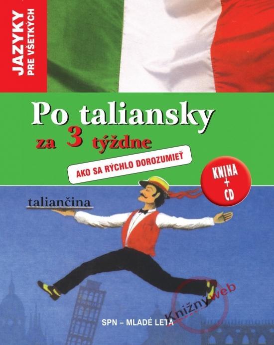 Po taliansky za 3 týždne + CD
