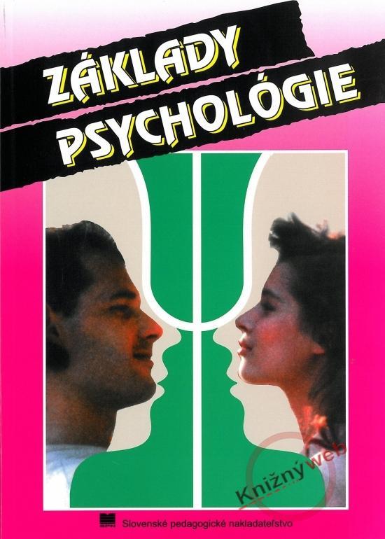 Základy psychológie - 7. vydanie