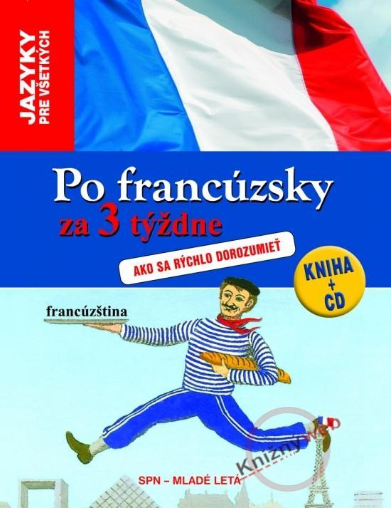 Po francúzsky za 3 týždne s CD