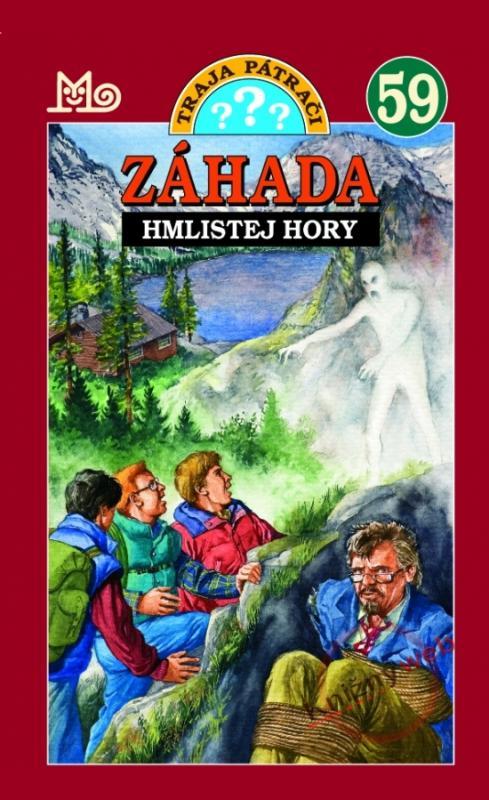 Záhada Hmlistej hory - Traja pátrači 59