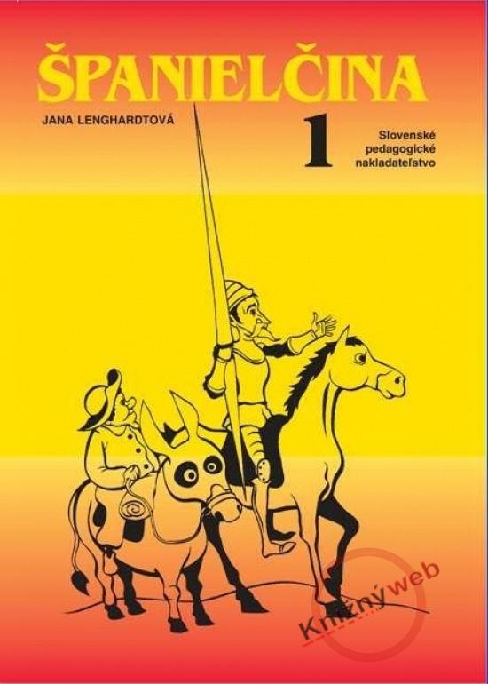 Španielčina 1,2 - 7.vydanie