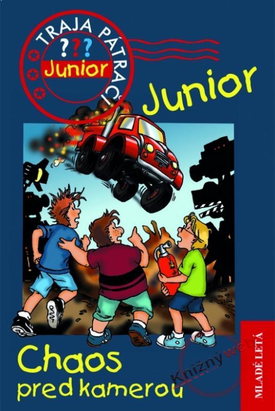 Chaos pred kamerou - Traja pátrači Junior 2