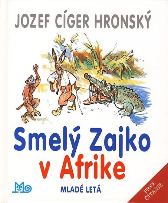 Smelý Zajko v Afrike - 9. vydanie