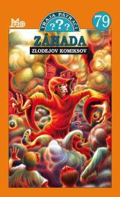 Záhada zlodejov komiksov - Traja pátrači 79