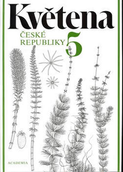 Kniha: Květena ČR 5 - Kolektív WHO