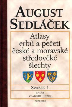 Atlasy erbů a pečetí české a moravské šlechty 1
