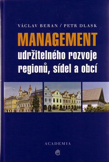 Management udržitelného rozvoje regionů, sídel a obcí + CD-ROM