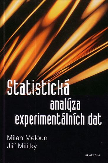 Statistická analýza experimentálních dat + CD