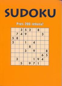 Sudoku - přes 200 rébusů!