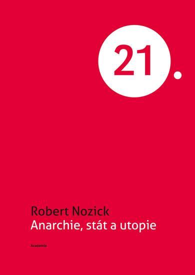 Anarchie, stát a utopie