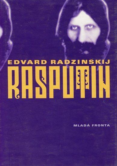 Kniha: Rasputinautor neuvedený