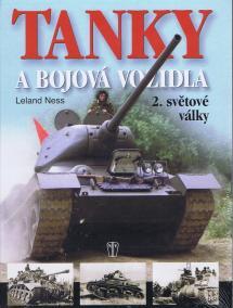 Tanky a bojová vozidla 2. světové války