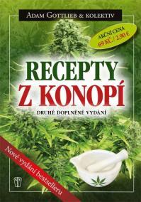 Recepty z konopí - 2.vydání