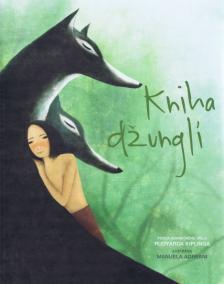 Kniha Džunglí SK