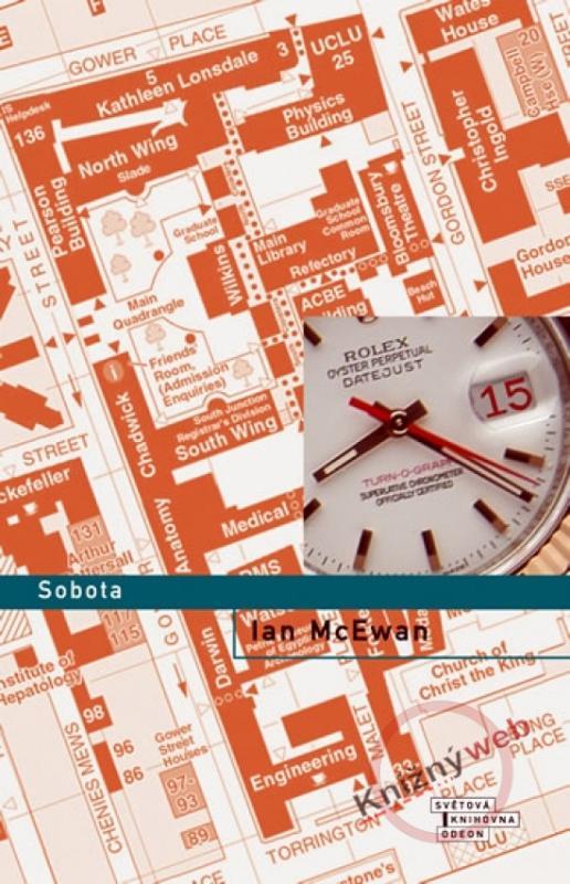 Kniha: Sobota - McEwan Ian