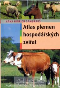 Atlas plemen hospodářských zvířat - 2. vydání