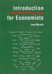 Introduction to Mathematical Economics for Economists