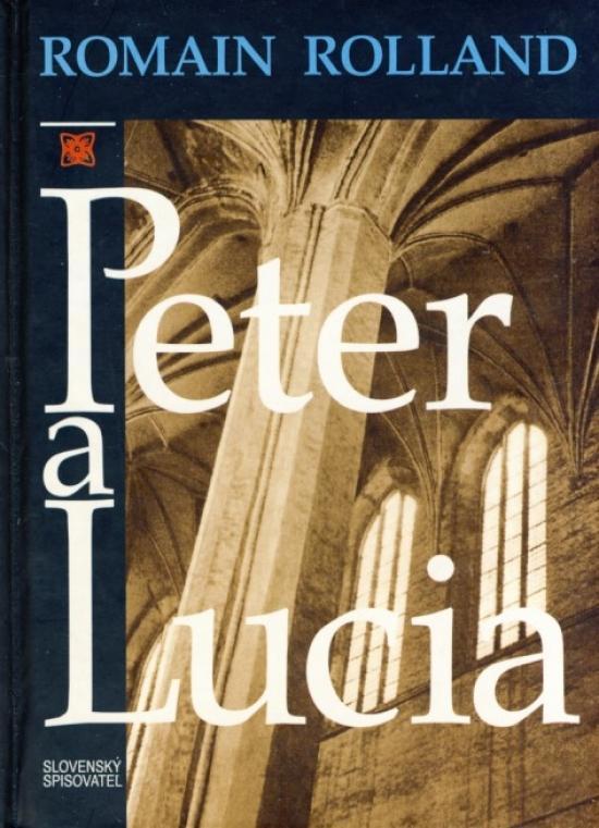 Kniha: Peter a Luciaautor neuvedený