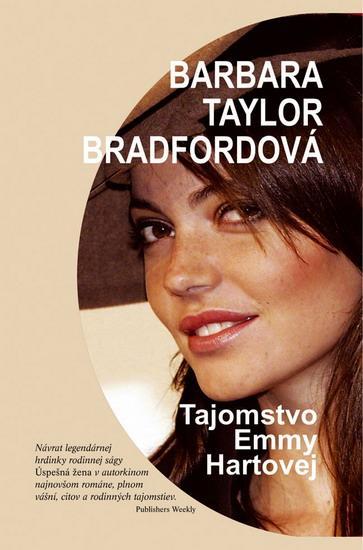 Kniha: Tajomstvo Emmy Hartovej - Bradfordová Barbara Tyler