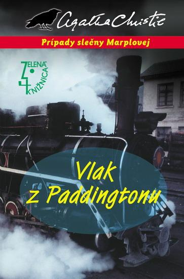 Kniha: Vlak z Paddingtonuautor neuvedený