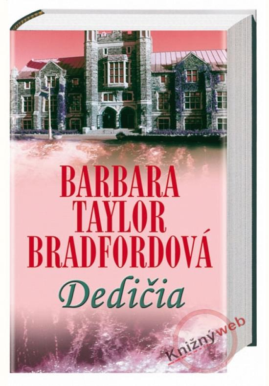 Kniha: Dedičia - Bradfordová Barbara Tyler