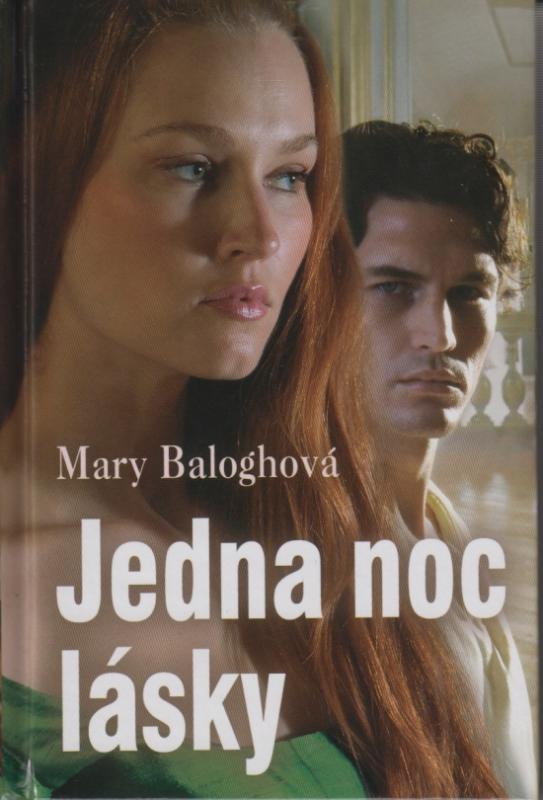 Kniha: Jedna noc lásky - Baloghová Mary