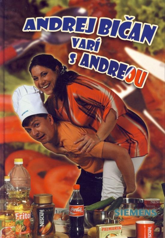 Andrej Bičan varí s Andreou