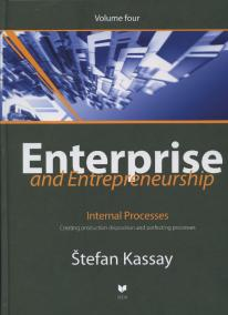 Enterprise and Entrepreneurship 4