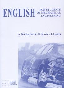 English for students of mechanical engineering