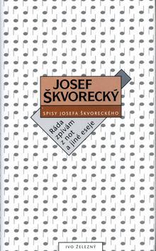 Kniha: Ráda zpívám z not a jiné eseje - Josef Škvorecký