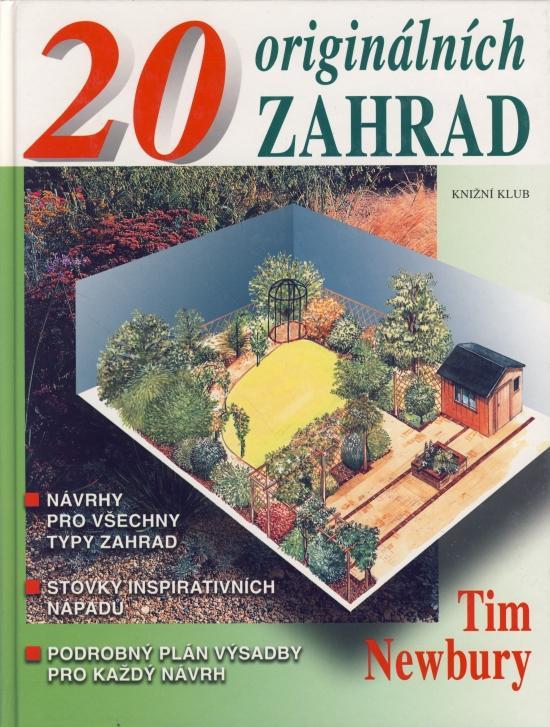 20 originálních zahrad