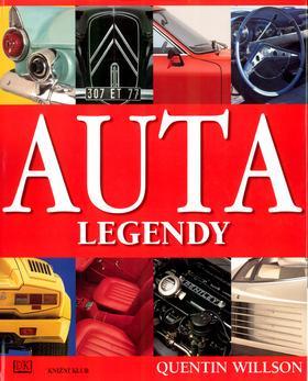 Auta - legendy