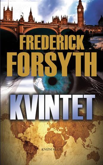 Kniha: Kvintet - 2.vydání - Forsyth Frederick