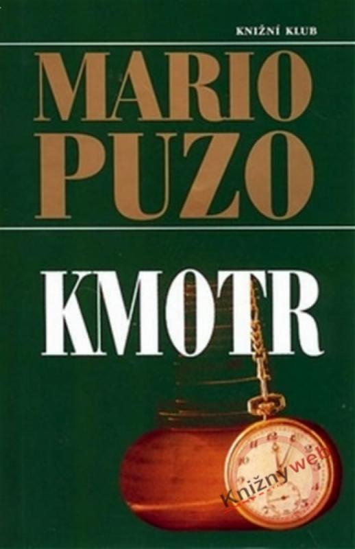 Kniha: Kmotr - 4.vydání - Puzo Mario