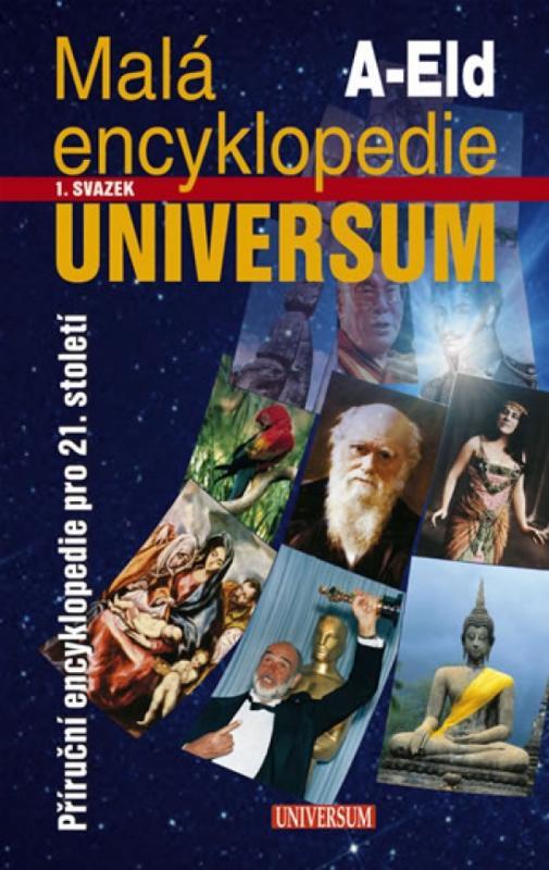 Kniha: Malá encyklopedie Universum 1kolektív autorov