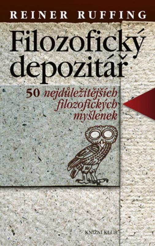Kniha: Filozofický depozitář - Ruffing Reiner