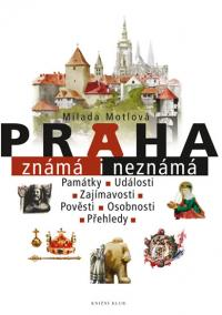 Praha známá i neznámá - 3. vydání