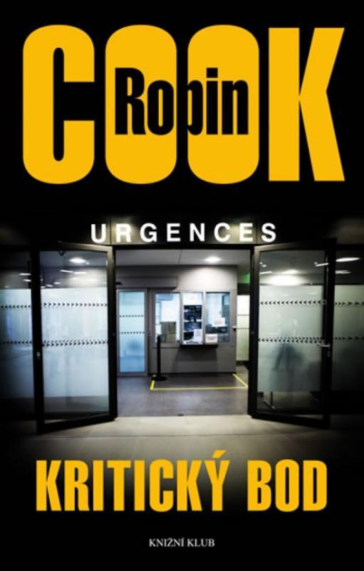 Kniha: Kritický bod - 2.vydání - Cook Robin