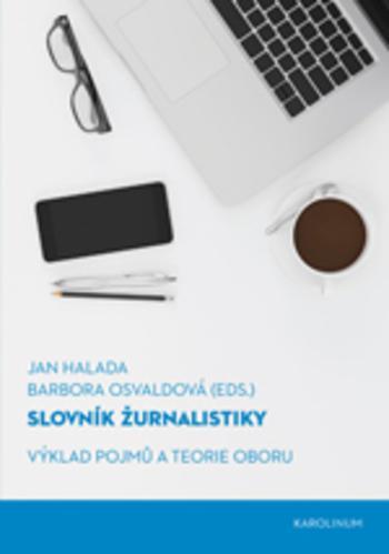 Kniha: Slovník žurnalistiky - JAN