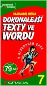 Dokonalejší texty ve Wordu