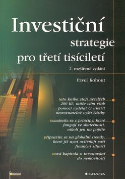 Investiční strategie pro třetí tisíciletí - 2.vyd.