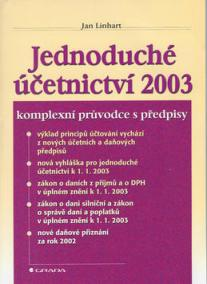 Jednoduché účetnictví 2003