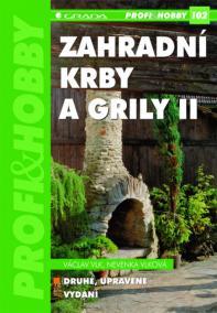 Zahradní krby a grily II, 2. vydanie