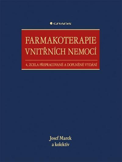 Farmakoterapie vnitřních nemocí - 4. vydání