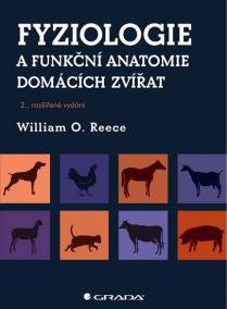 Fyziologiie a funkční anatomie domácích zvířat - 2. vydání