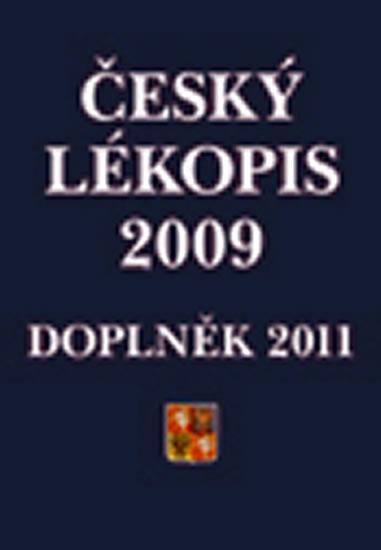Český lékopis 2009 – Doplněk 2011 (tištěná verze)
