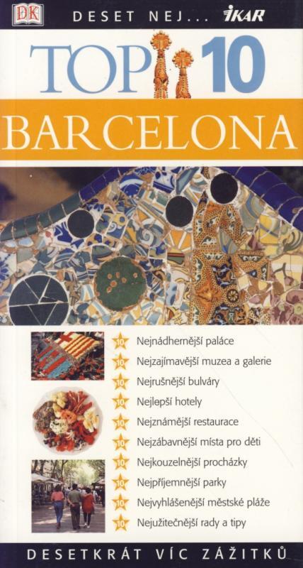Kniha: Barcelona Top 10kolektív autorov