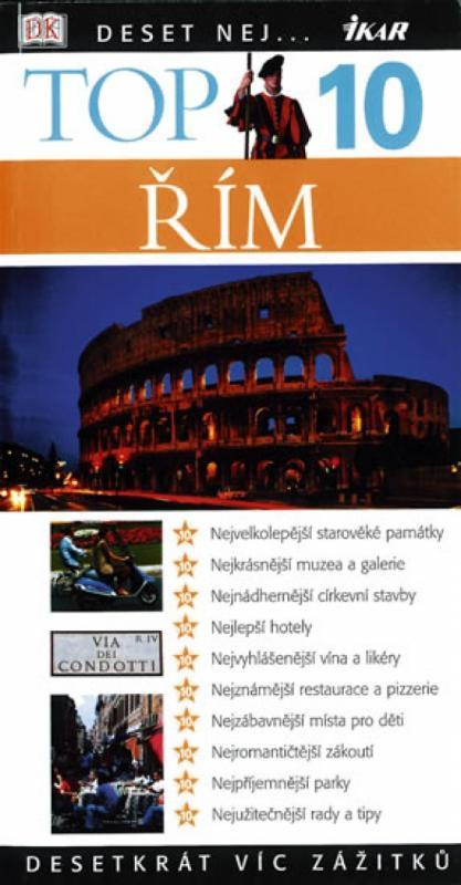 Řím - Top 10