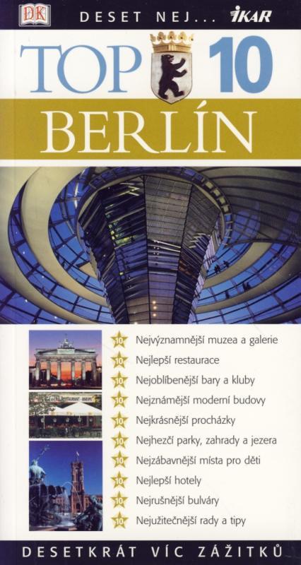 Kniha: Berlín - Top 10autor neuvedený